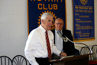 Cape Fear Rotary Gift to Cape Fear Community College