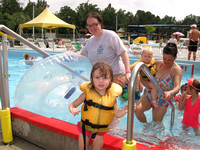 August 23, 2014 - Family Day at Jungle Rapids